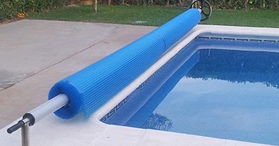 Fabricacion e instalacion de lonas de piscinas en madrid - Mantas termicas para piscinas ...